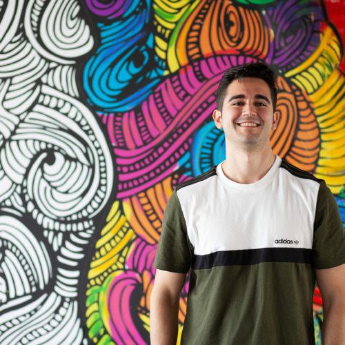 Actitud 42: Carlos Díaz